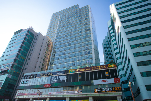 Seacloud Hotel - Goodstay <br>코오롱씨클라우드호텔[우수숙박시설 굿스테이]