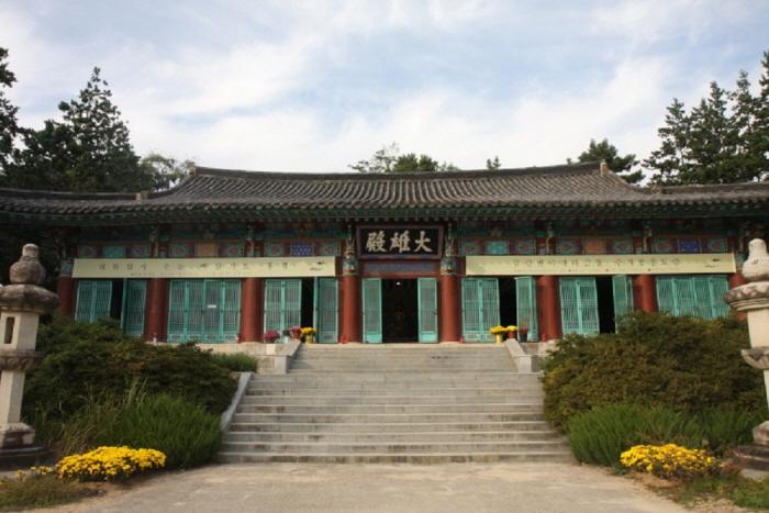Mugaksa Temple (무각사)