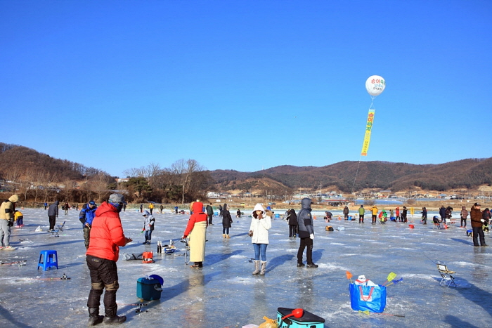 楊州マス祭り2018(양주송어축제 2018)
