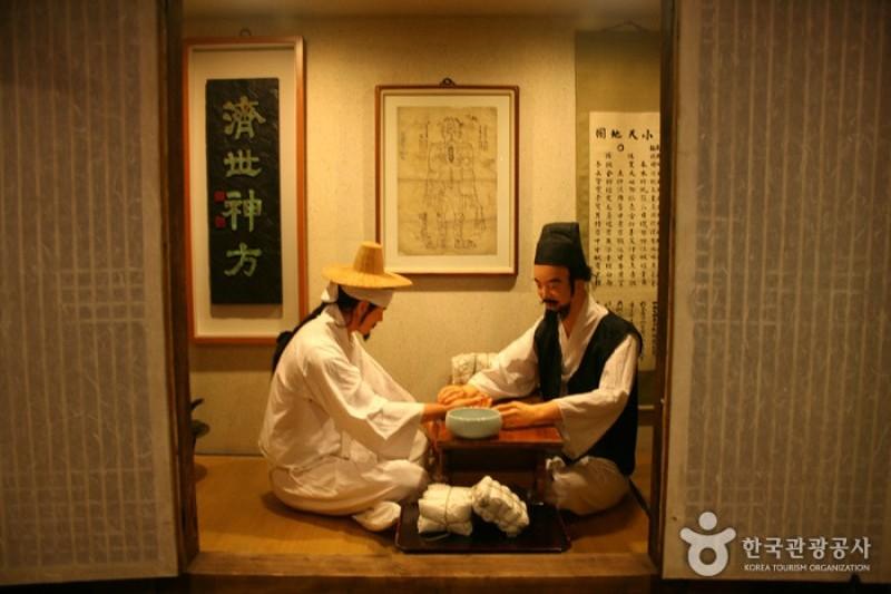 Daegu Yangnyeongsi Museum of Oriental Medicine (대구약령시 한의약박물관)