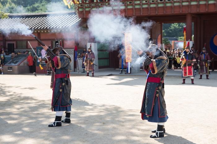 수원 화성행궁 장용영수위의식 2019