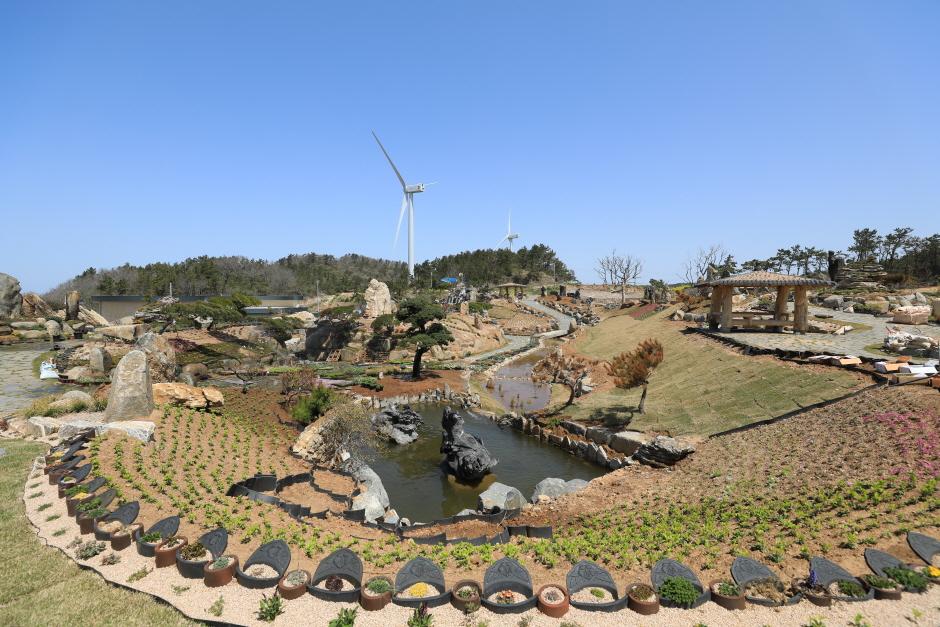 천사섬 분재공원