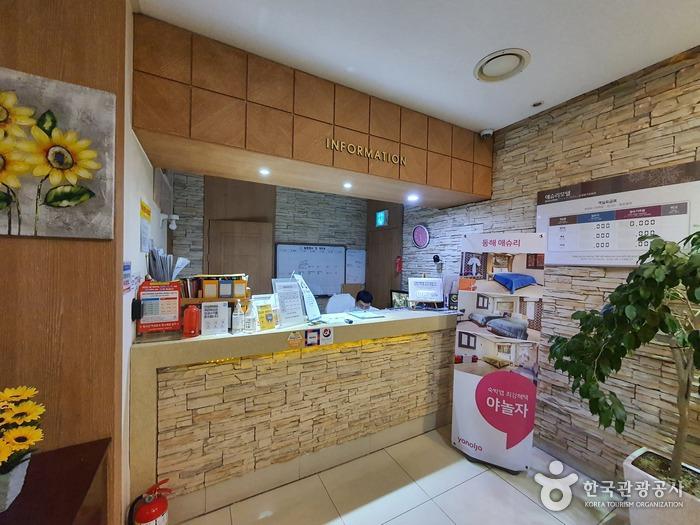 ホテルイースト(現アシュリーモーテル)[韓国観光品質認証](호텔이스트 (현 애슈리모텔) [한국관광 품질인증/Korea Quality])
