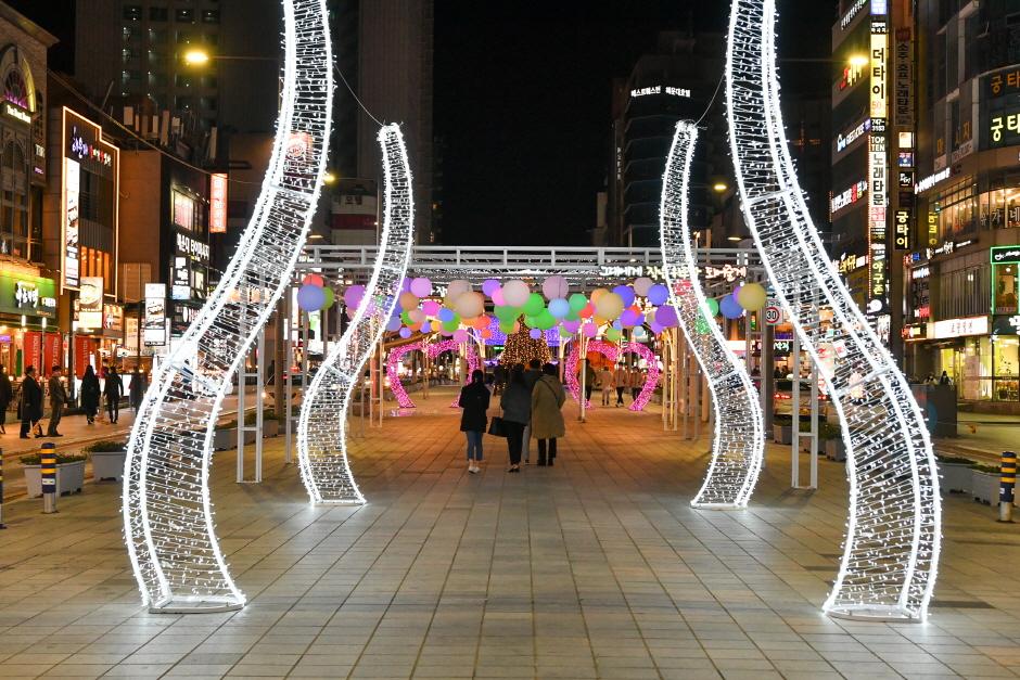 해운대 빛축제 2021