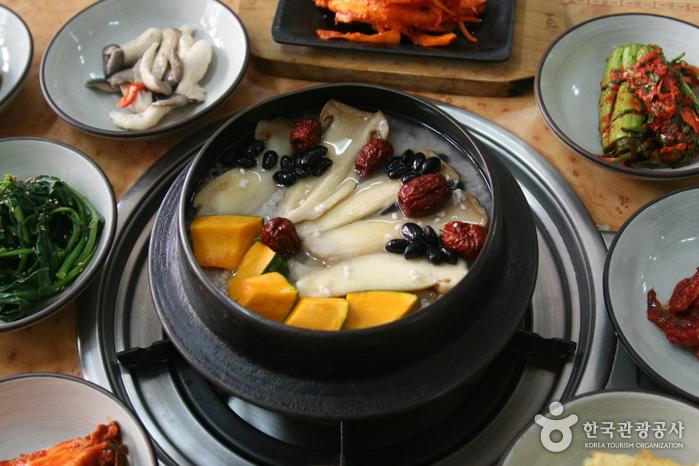 イェンナルパプサン(옛날밥상)