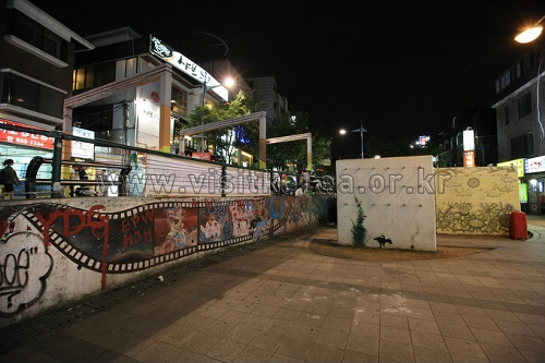Хондэ (район университета Хоник) (홍대)21