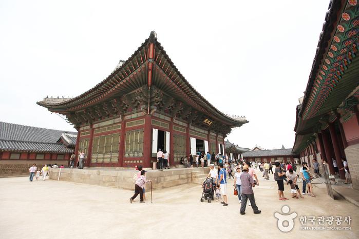 景福宫경복궁