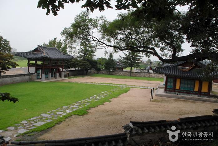 瑞山海美邑城서산 해미읍성