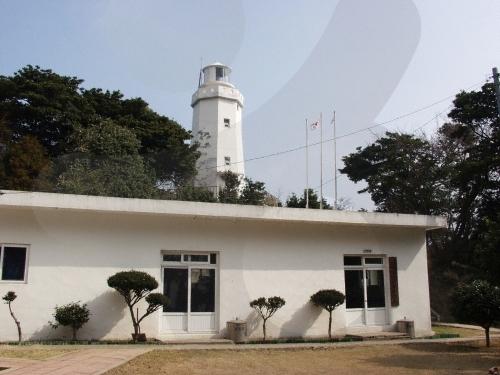 Leuchtturm von Dodong (도동등대)