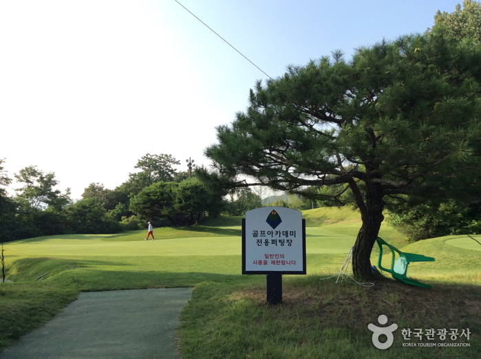 Jisan高爾夫俱樂部(지산컨트리클럽)