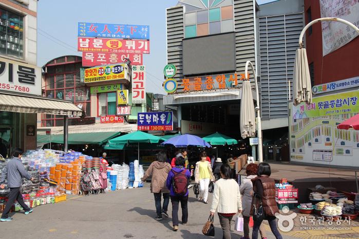 Motgol綜合市場(Motgol市場)(못골종합시장 (못골시장))