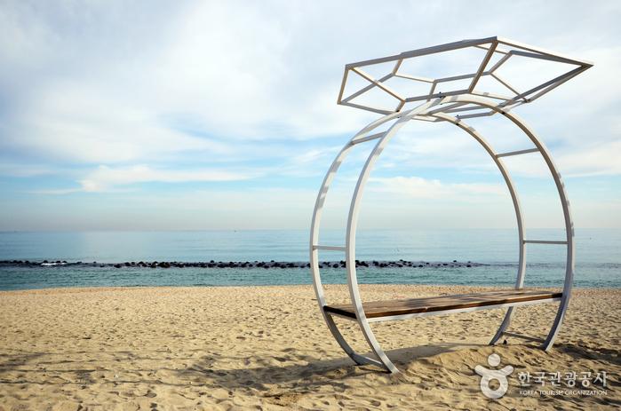 Plage Gangmun (강문해변)