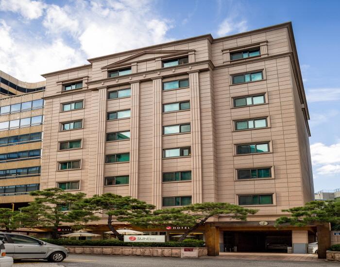 SUNBEE酒店[优秀住宿设施]<br>(호텔썬비(HOTEL SUNBEE) [우수숙박시설 굿스테이])