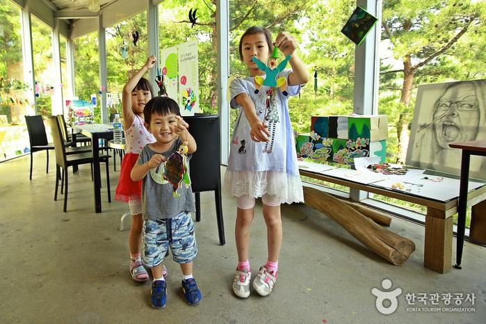아이들이 좋아하는 미술체험