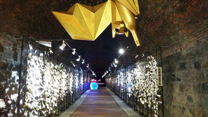 Винный туннель Чхондо (청도 와인터널)5