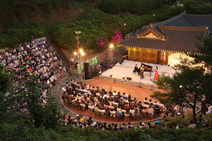 平昌大関嶺音楽祭(평창대관령음악제)