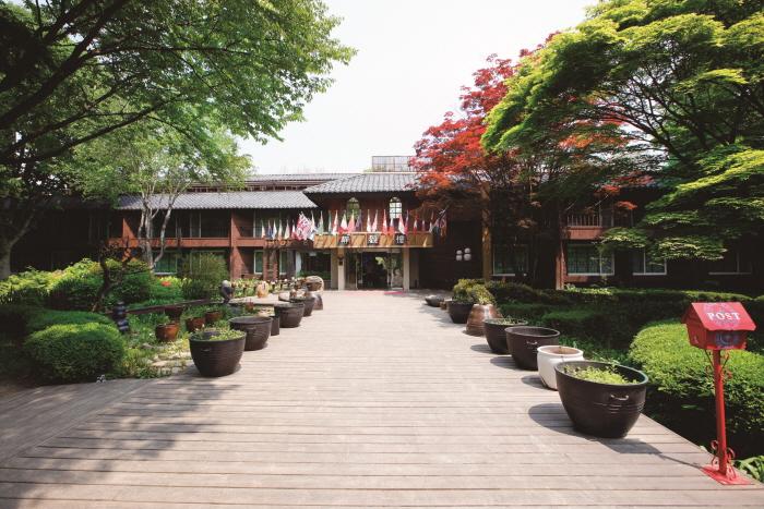 호텔정관루