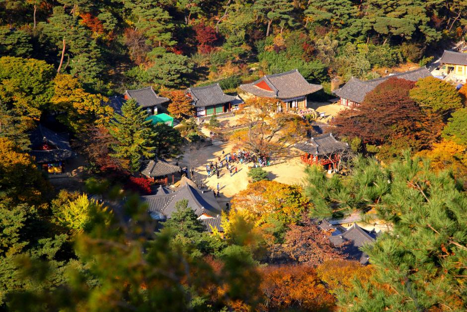 Ganghwa Jeondeungsa Temple (강화 전등사)