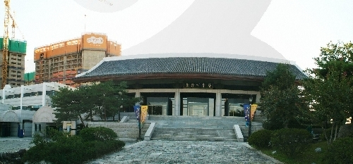 Gangneung Culture & Art Center (강릉문화예술관)