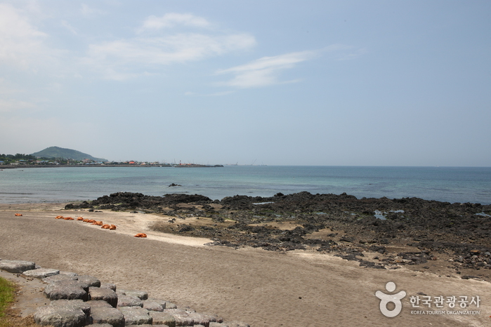 삼양 검은모래해변