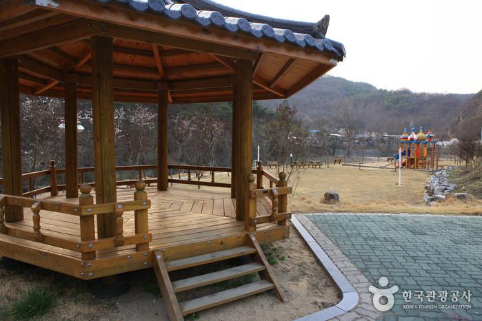 Binggye-Tal (빙계계곡)