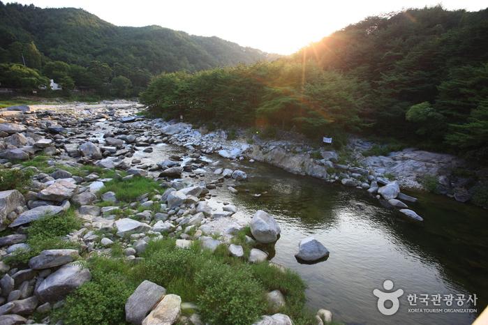 농월정 국민관광지