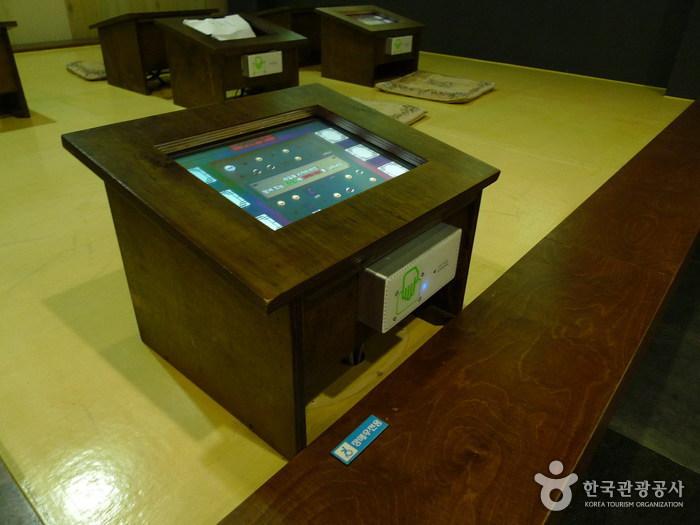 伝統文化コンテンツ博物館(전통문화콘텐츠박물관)