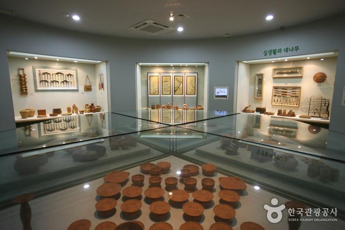 Корейский музей бамбука (한국대나무박물관)20