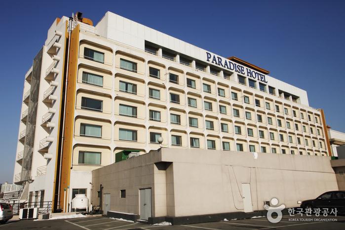 仁川Paradise飯店(파라다이스호텔 인천)