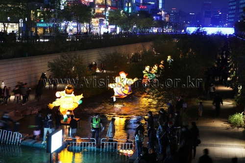 Seoul Lantern Festiv...