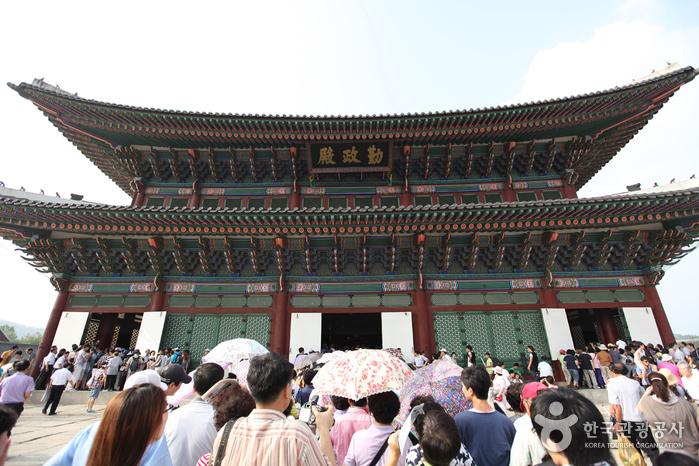 景福宫(경복궁)