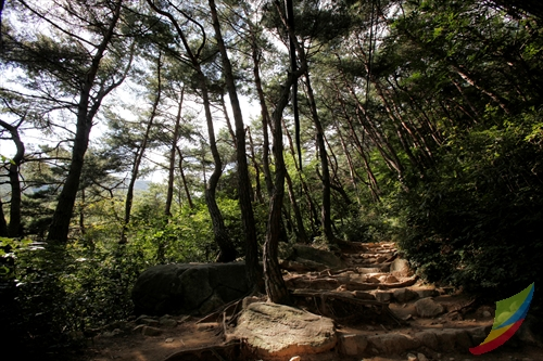 Moaksan Provincial Park (Wanju-gun) ()