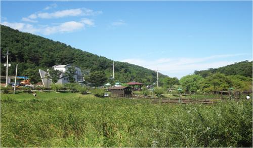 Seenpark Seonam (선암호수공원)