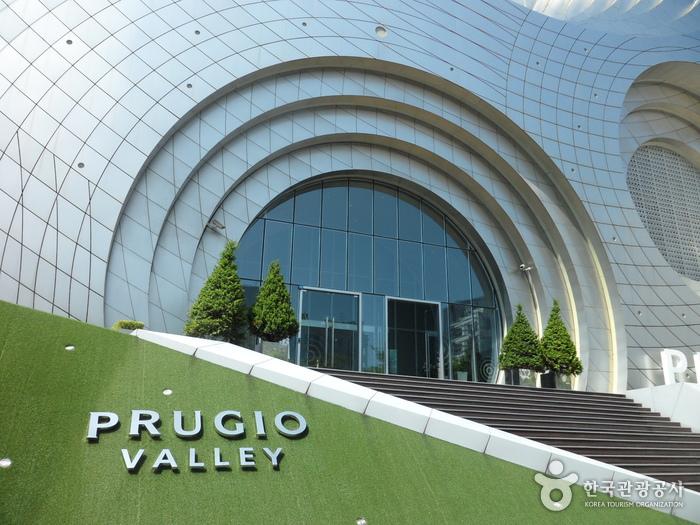 大宇PRUGIO VALLEY(대우 푸르지오밸리)