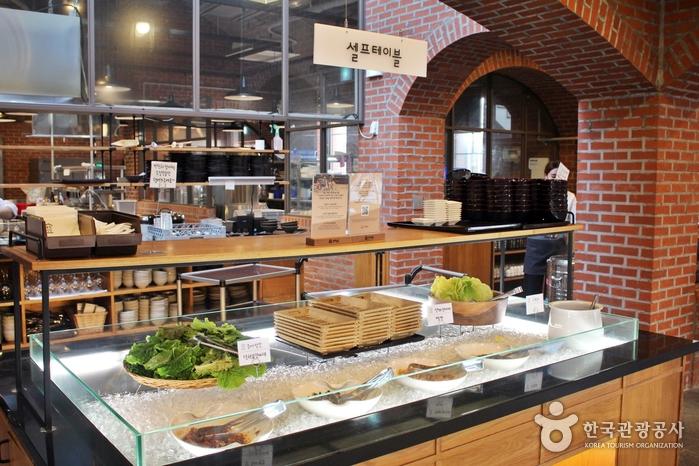 정직한 음식으로 느끼는 소박한 즐거움, 고창 상하농원