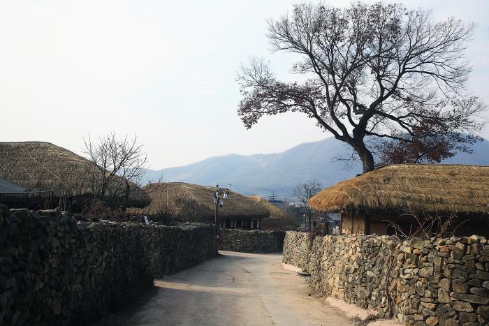 500년 전통과 세월을 머금은 곳, 아산 외암마을 사진