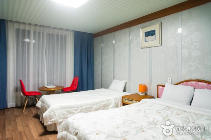 해인사관광호텔 객실
