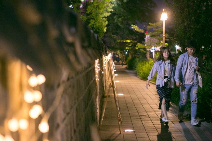 Voyage nocturne à Jeonju (전주 문화재야행 2018)
