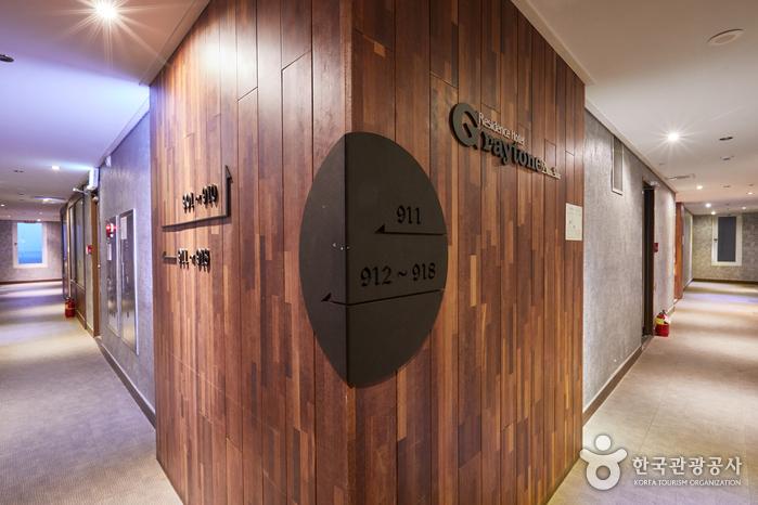 PNK産業開発 ホテルグレイトン屯山[韓国観光品質認証](피엔케이산업개발 호텔 그레이톤 둔산[한국관광품질인증/Korea Quality])