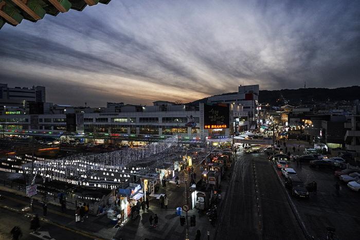 수원 남문시장