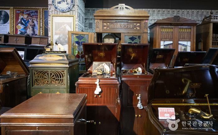 Музей граммофонов Чхамсори и изобретений Эдисона (참소리축음기&에디슨과학박물관)5