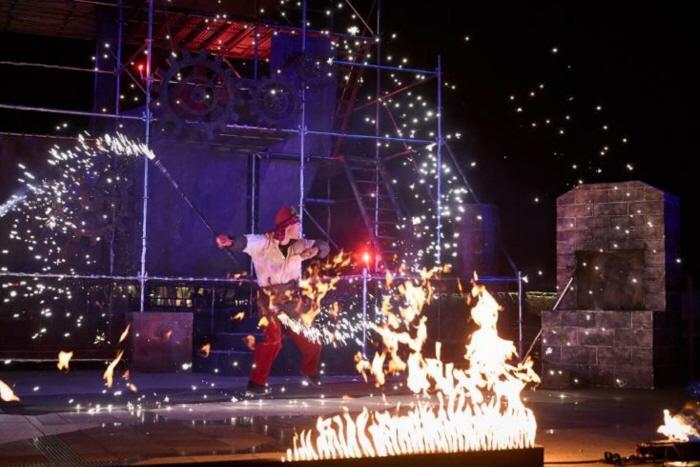 Фестиваль Свебури в Ульсане (울산쇠부리축제)