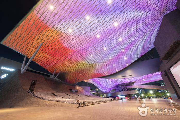 Busan Cinema Center (부산 영화의 전당)
