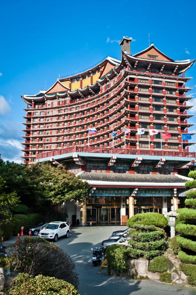 釜山康莫酒店(코모도 호텔 부산)