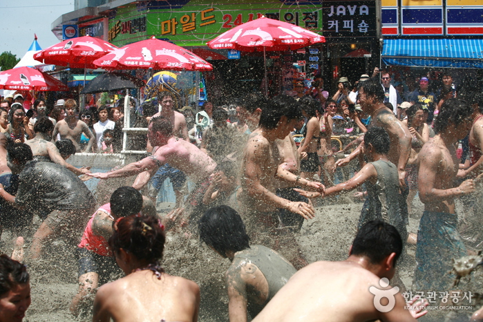 Boryeong Mud Festival ()