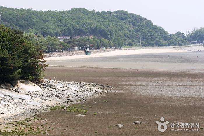 江華東幕海水浴場