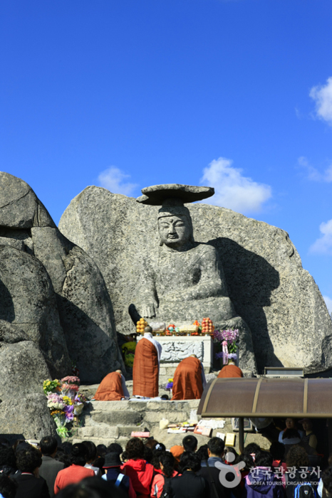 Природный парк Пхальгонсан (участок Катпави) 팔공산도립공원(갓바위지구)3