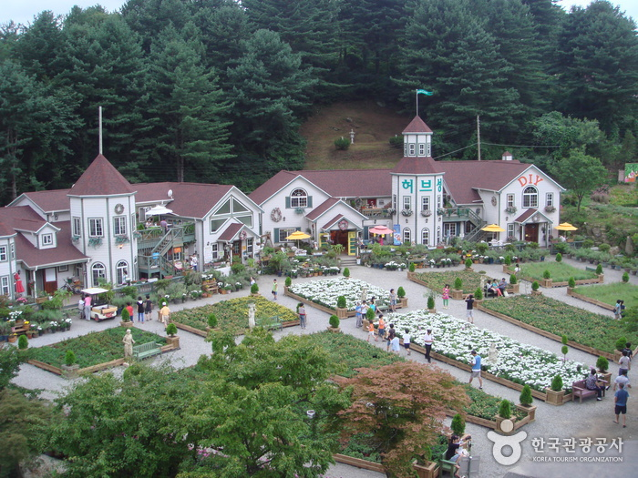 Pocheon Herb Island ...