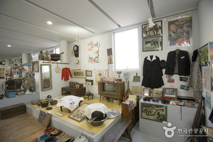 옛생활 체험박물관 타임캡슐