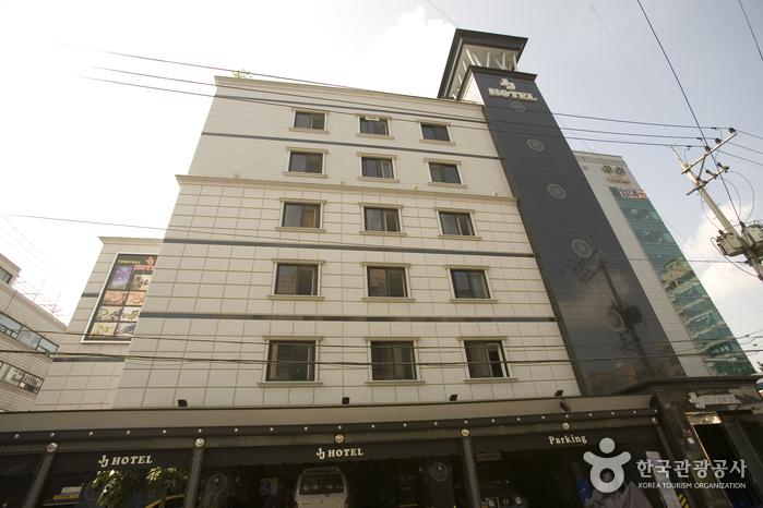 JJホテル(제이제이호텔)